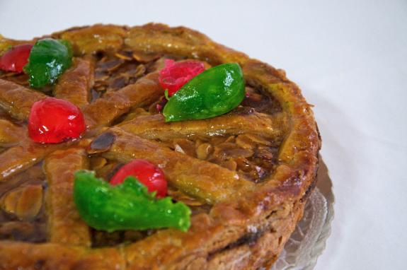 Tarta de Mondoñedo, receta y un poco de historia 1