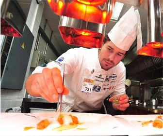 5ª edición del concurso el 'Cocinero del Año'
