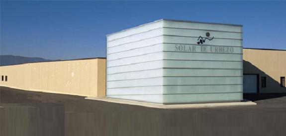 Bodegas Solar De Urbezo 1