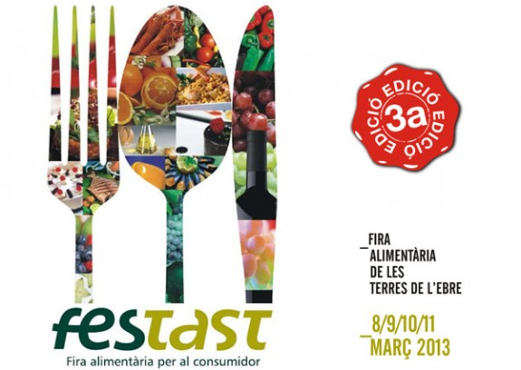 FESTAST,  3ª Feria alimentaria de las Tierras del Ebro