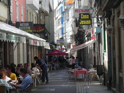 Calle la Franja