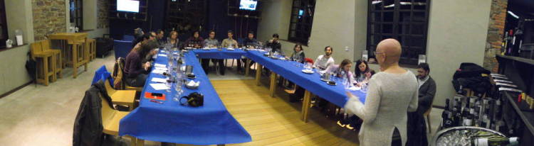 Cata de vinos de D.O. del Noroeste de España 7