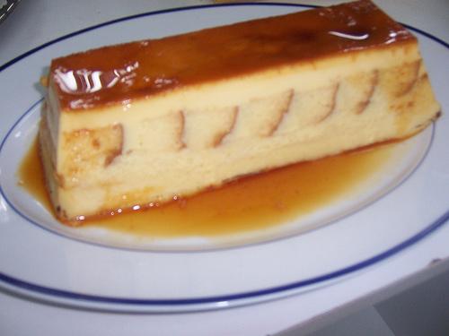 Flan-tarta de manzana reineta 1