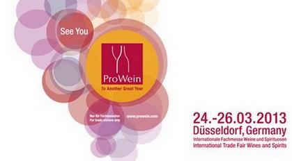 ProWein 2013 Dusseldorf: Feria del Vino de Düsseldorf 1