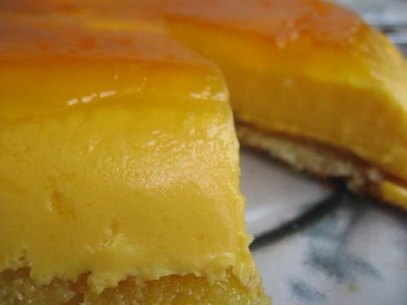 Tarta de naranja 1