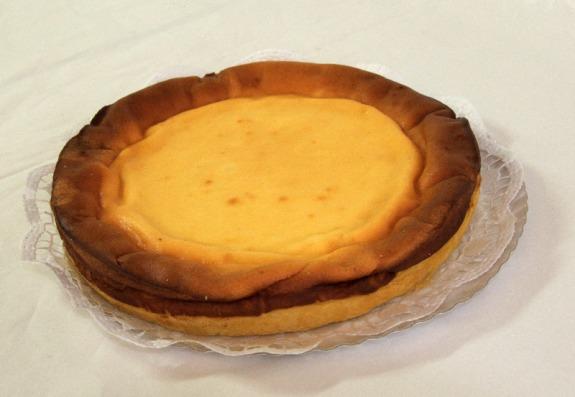 Tarta de queso (do país) 1