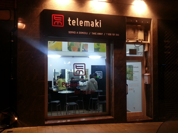 Telemaki... Passion for Sushi 4