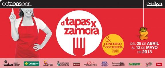VIII Festival: 'De Tapas por Zamora 2013'