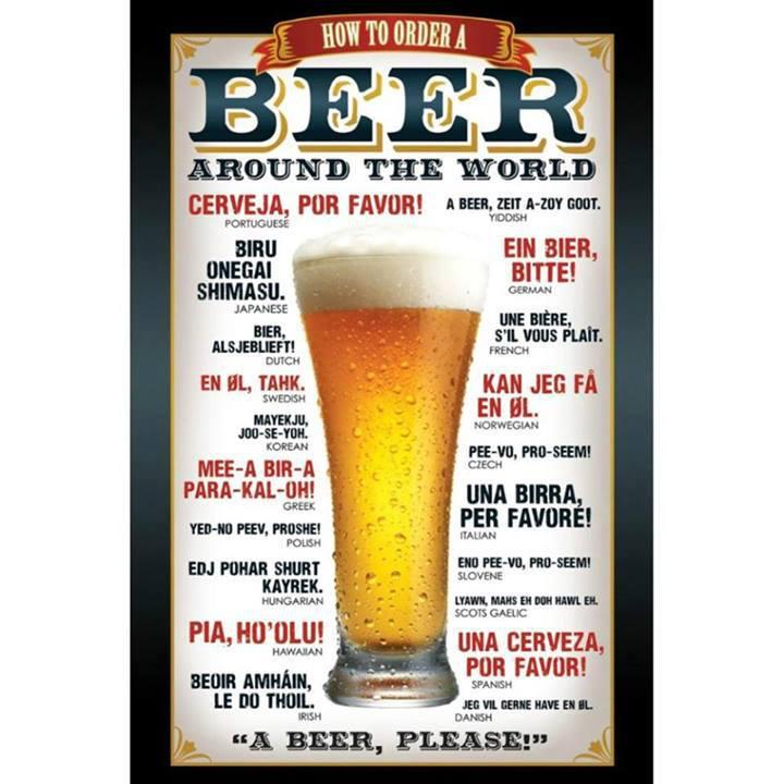 Cervecear por el mundo: cómo pedir una cerveza en cualquier parte del mundo 1