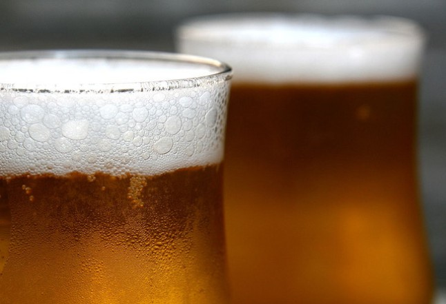 Empresa de Rioja lanzará la primera cerveza mundial elaborada con vino 1