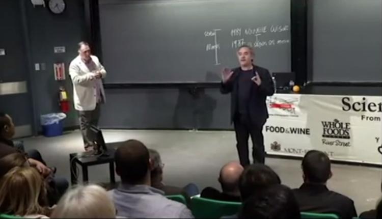 Ferran Adria en Harvard