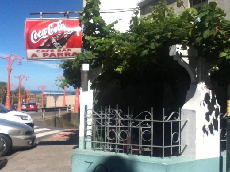 Cafe Bar A Parra en la sección 'Mariscos Gallegos' 1
