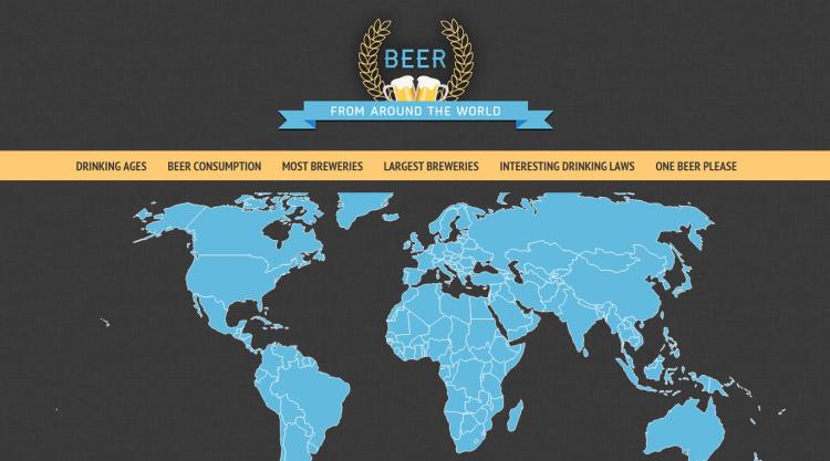Datos de la cerveza en el mundo 1