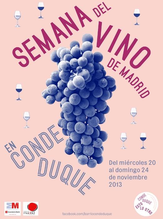 I Semana del Vino de Madrid 1