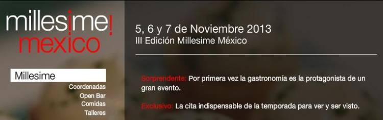 D.O.Ca. Rioja en la Millesime México 1