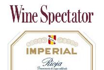 Imperial Gran Reserva 2004 mejor vino del mundo para Wine Spectator 1