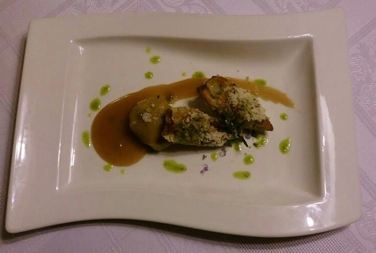 Innovación en la cocina con castañas: IV Concurso Gastronómico Biocastanea 2013 1