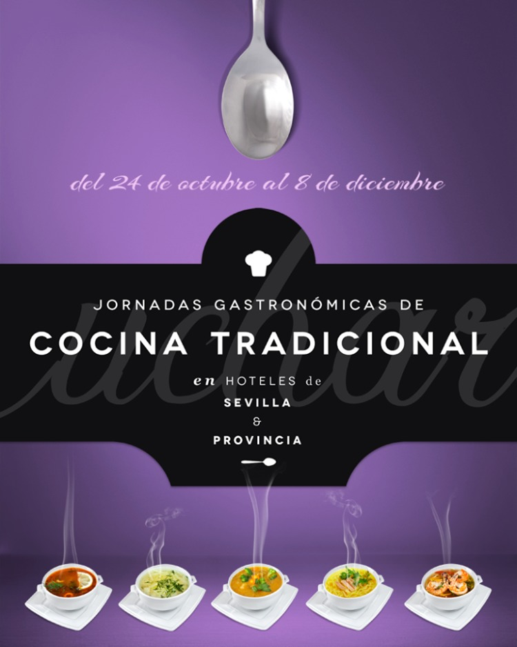 XII Jornadas Gastronómicas de Cocina Tradicional en Hoteles de Sevilla y Provincia, 1