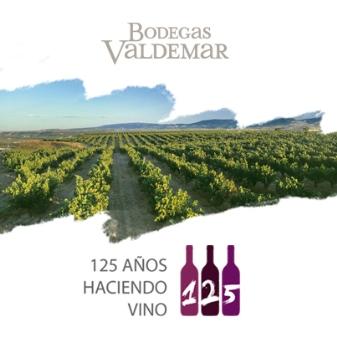 125 Aniversario de Bodegas Valdemar