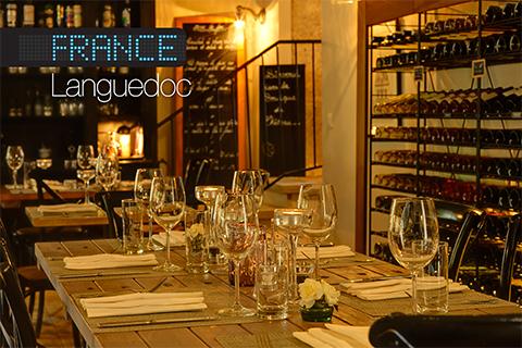 De qué zonas francesas son los vinos que más se consumen en el país galo
