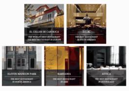 Los 5 mejores restaurantes del mundo por continentes 6