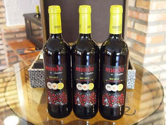 Bodegas Yuntero cierra 2013 con grandes reconocimientos a sus vinos