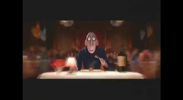 La mejor aportación del mundo del cine a la gastronomía (vídeo)