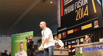 Rodrigo de la Calle y Makro presentan el nuevo Calendario Verde