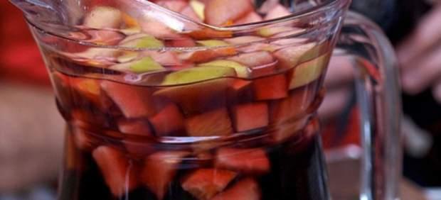 Solo se podrá denominar 'sangría' si la bebida está hecha en España y Portugal
