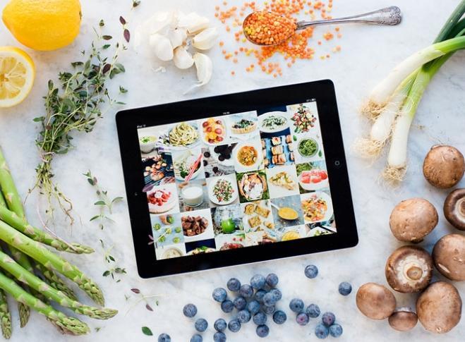 Las apps móviles se cuelan en la cocina 2