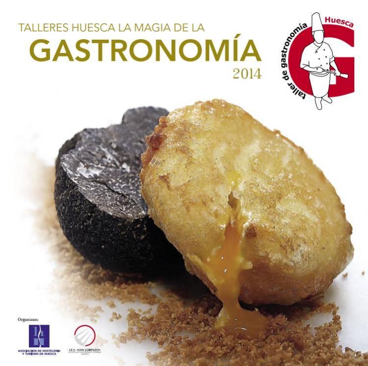 Talleres 'Huesca, la Magia de la Gastronomía' 2014
