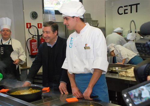 Joan Roca impulsa el primer grado interuniversitario estatal de Ciencias Culinarias y Gastronómicas