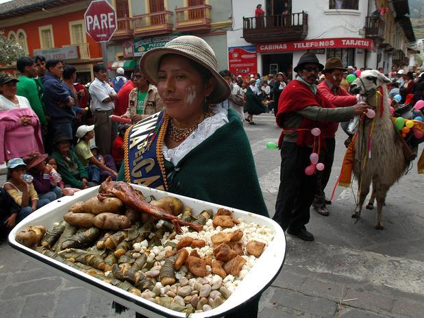 ¿Qué se come en Latinoamérica durante los carnavales? 1