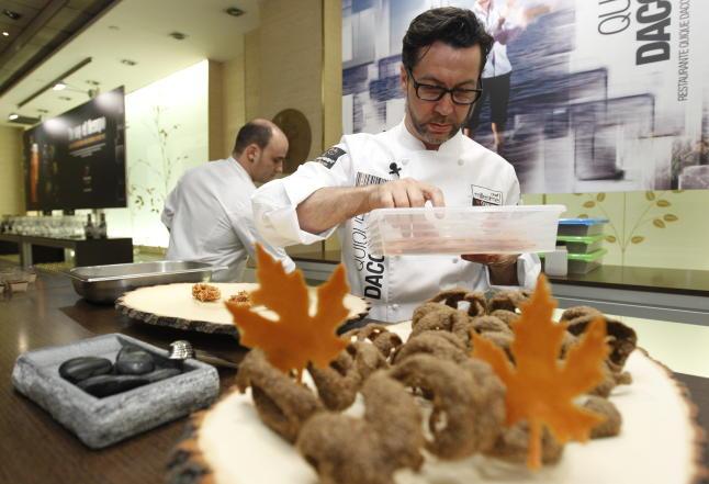 Quique Dacosta repite como mejor restaurante de Europa