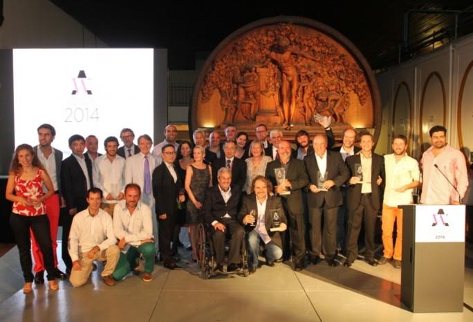 Vinos ganadores del Argentina Wine Awards 2014