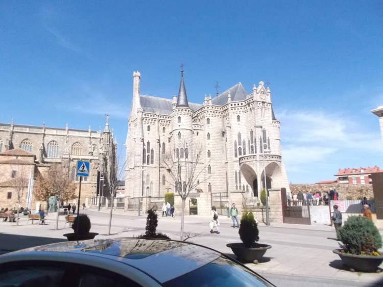 Palacio Gaudí de Astorga