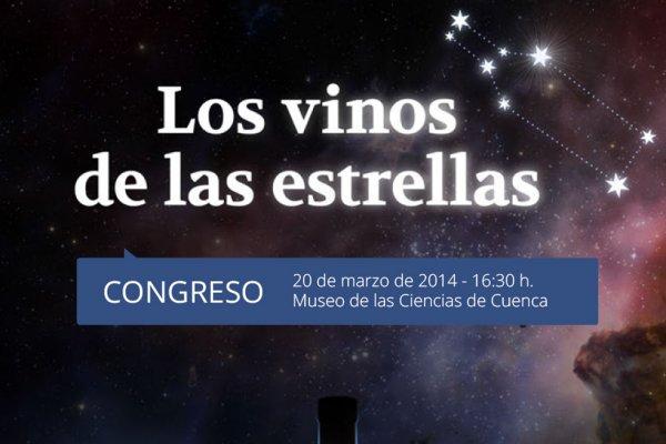 Congreso 'Los vinos de las Estrellas' en Cuenca