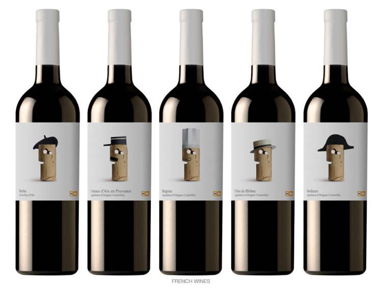 101 Etiquetas originales de vinos que no te dejarán impasible 5
