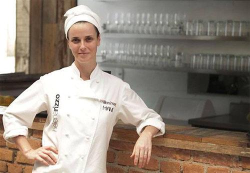 Helena Rizzo elegida la mejor cocinera del mundo para 2014