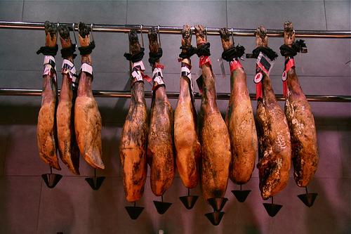 ¿Cuál es la diferencia entre la paletilla y el jamón ibérico? 2