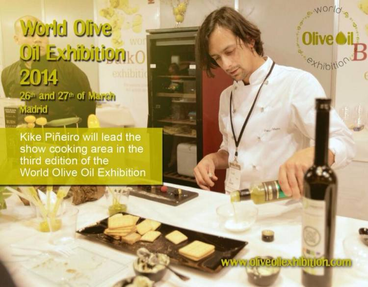 World Olive Oil Madrid con acento gallego 1