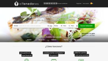 5 Grandes chefs españoles colaborarán en eltenedor