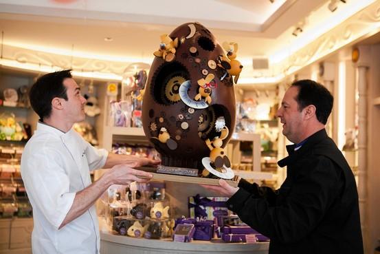 El huevo de Pascua más caro del mundo