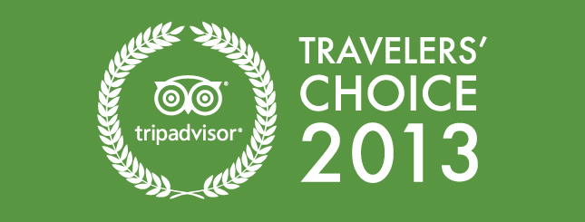 Premios Travellers' Choice 2013