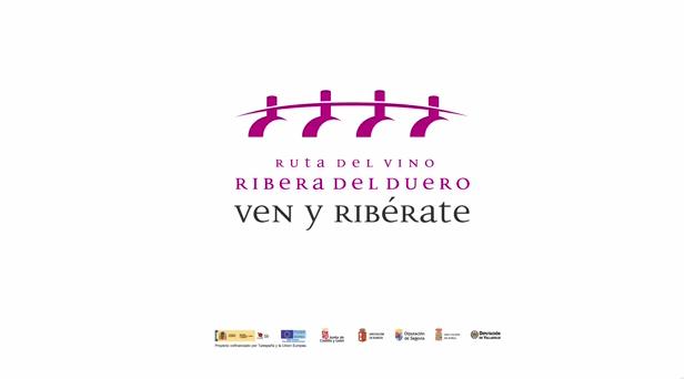 Anuncio promocional de la Ruta del Vino Ribera del Duero 1