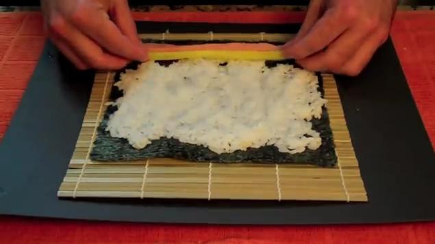 Cómo hacer sushi en nuestra casa 1