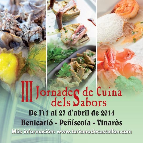 III Jornadas Gastronómicas 'Cuina dels Sabors'