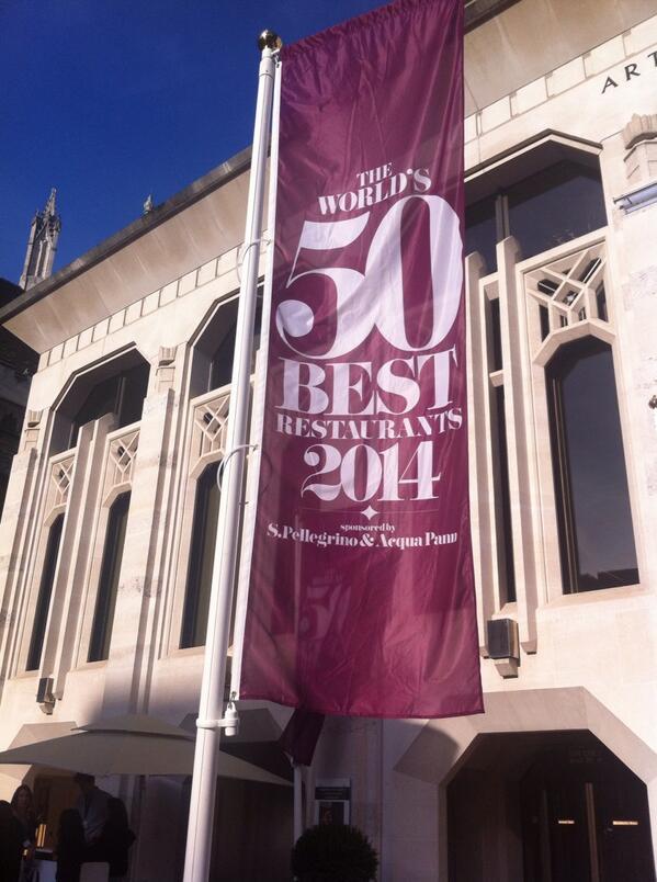 Los mejores restaurantes del mundo para el 2014 2