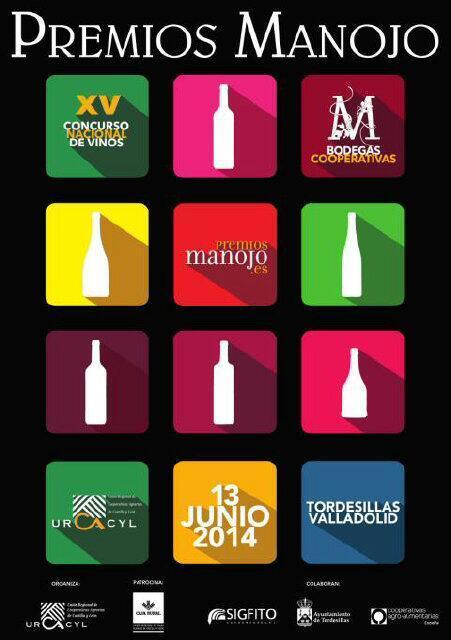 Premios Manojo, 15º Concurso Nacional de Vinos de Bodegas Cooperativas