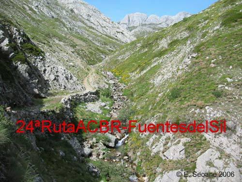 24ª Ruta ACRB- La Cueta-Las Fuentes del Sil-La Cueta 1